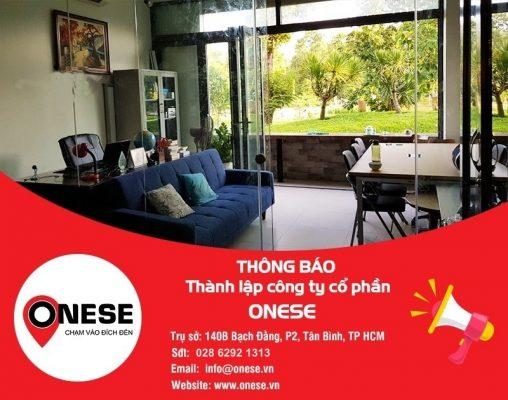 onese-chuyen-doi-sang-cong-ty-co-phan